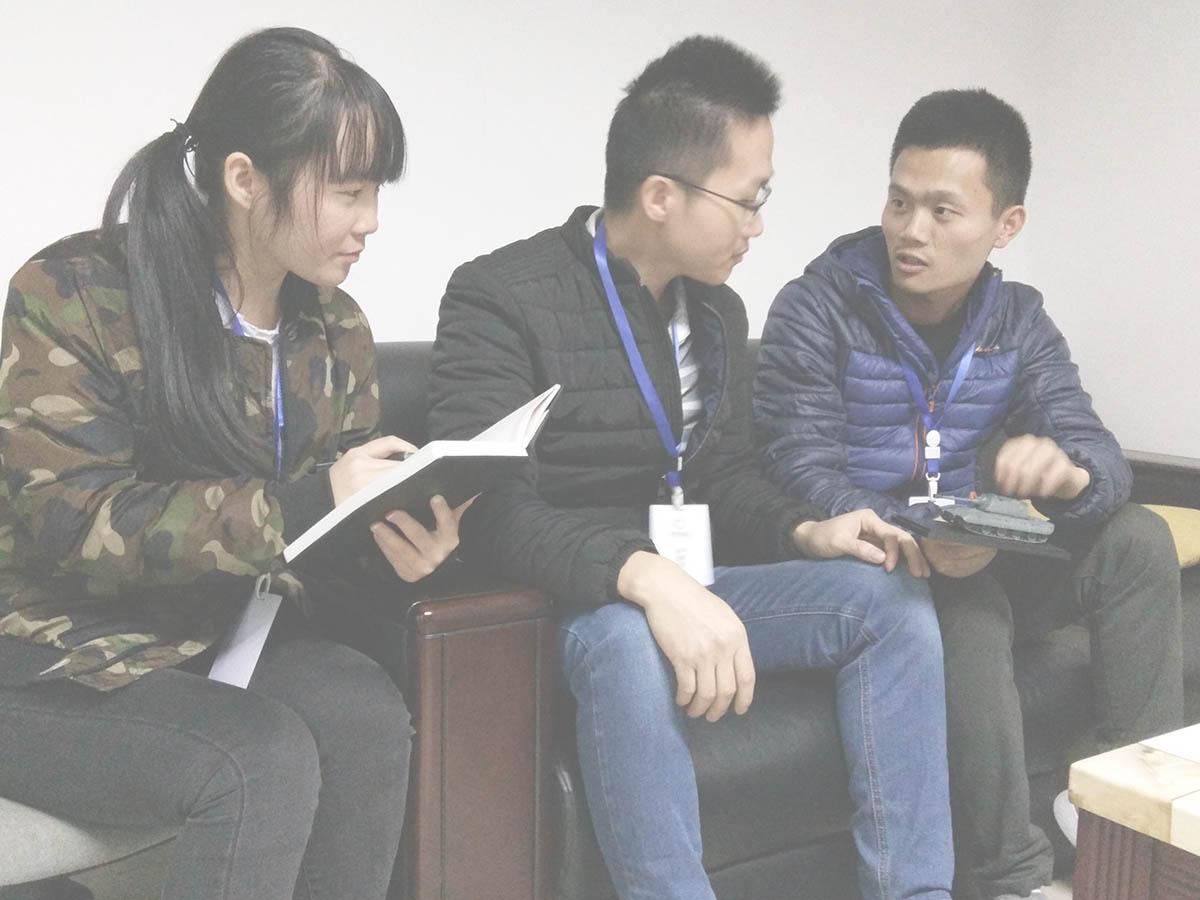 商务口译预演环节 - 来自金雨日常训练
